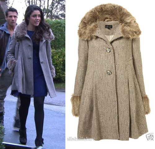 Swing coat | Freez designs out in stores 2011-12 | Pinterest ...