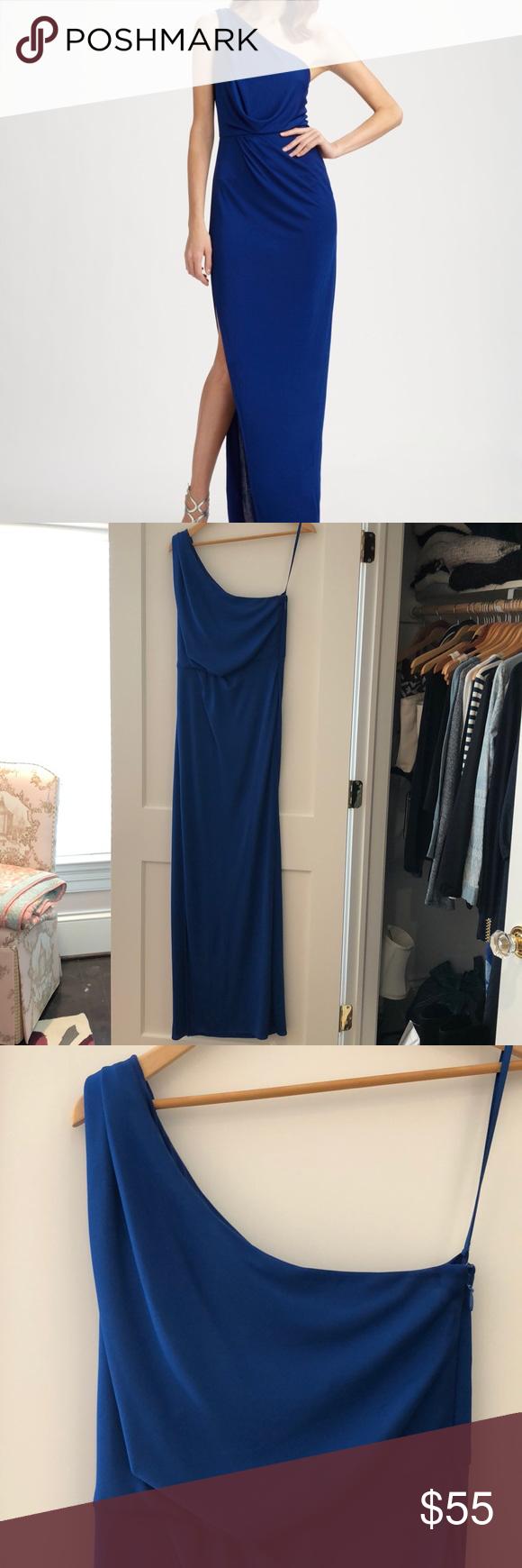 Bcbg maxazria cobalt blue dress cobalt blue blue dresses and cobalt