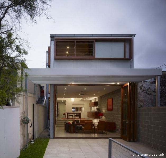 Fine and Small Homes Modern smart home compact homes small