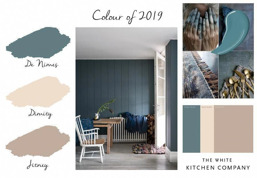 Painted Kitchen Colours 2019 Kitchen Paint Kitchen Trends