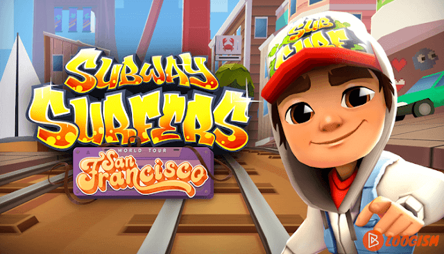 Subway Surfers 1.100.0 Apk Mod Money for Android Subway
