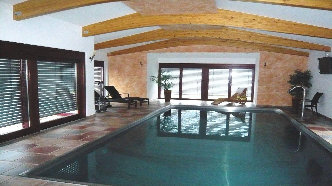 www.schwimmbadschmierer.de sichtbare Leimbinder Spa