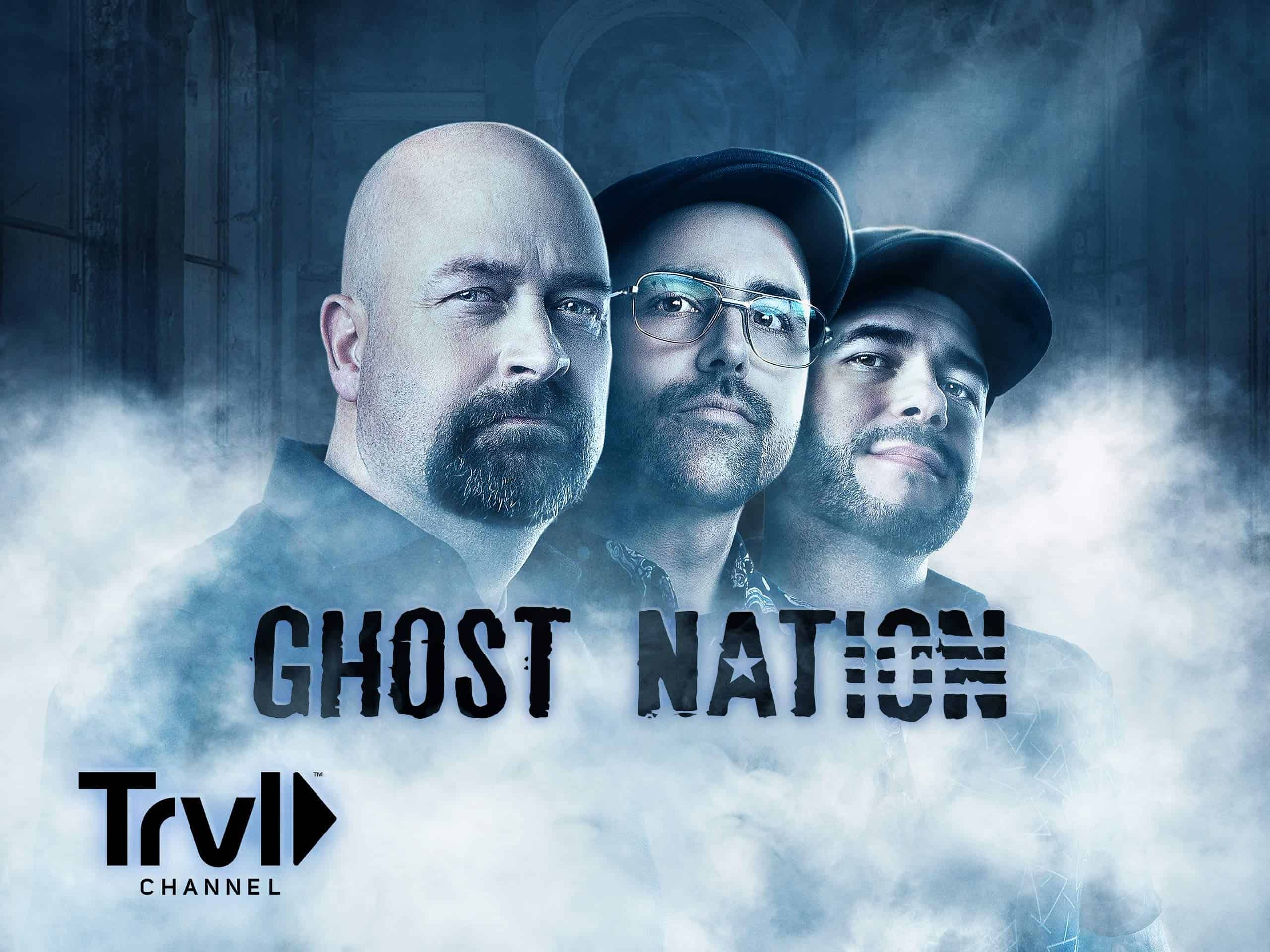 Ghost Hunters Halloween Special 2020 Ghost Nation Returns With Halloween Special in 2020 | Taps ghost