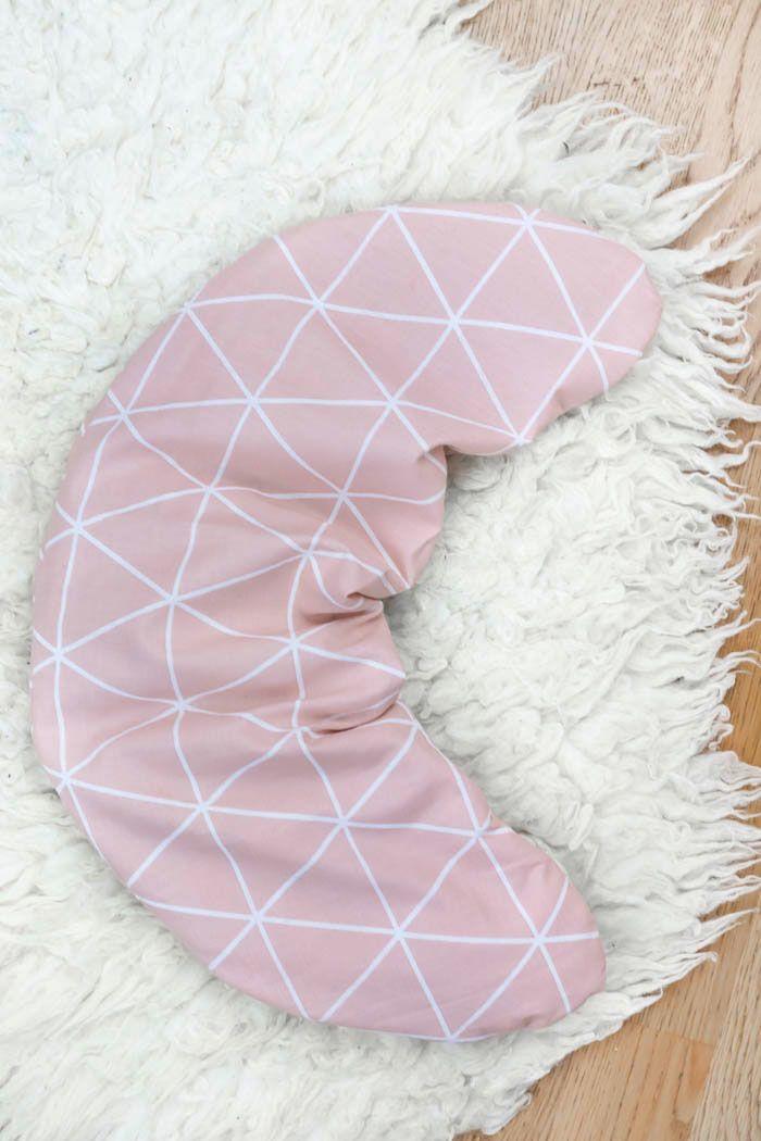 Körnerkissen für den Nacken nähen   ars textura – DIY-Blog #artisanatautourdutissu