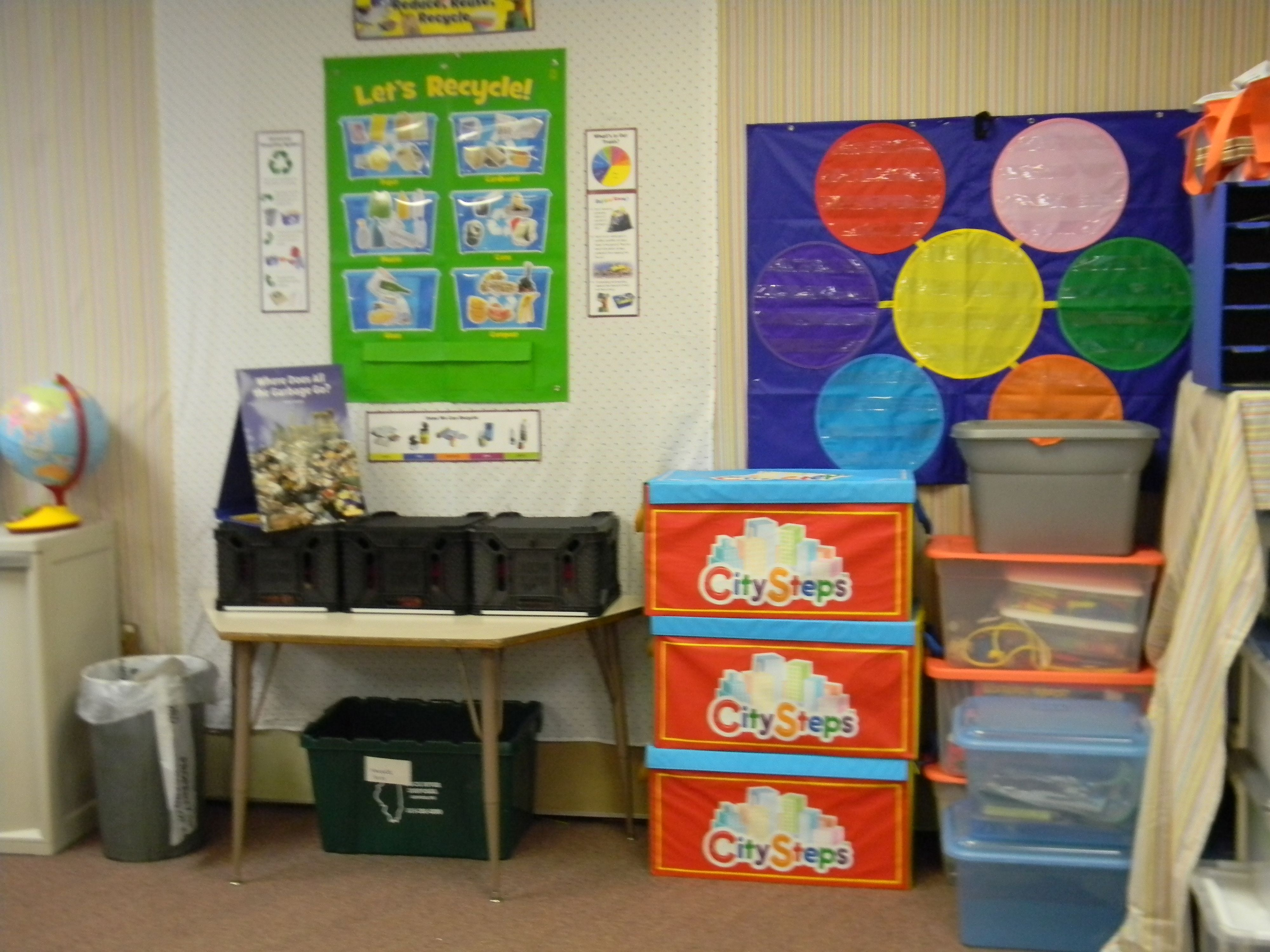 Science Center Recycling Is A Great Way To Teach Sorting