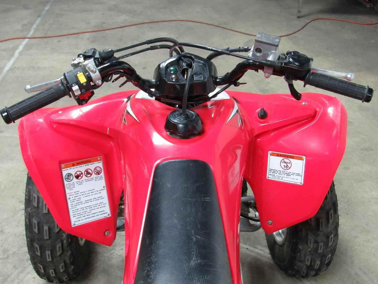 Used 2013 Honda TRX400EX ATVs For Sale in Ohio. 2013 HONDA TRX400EX,