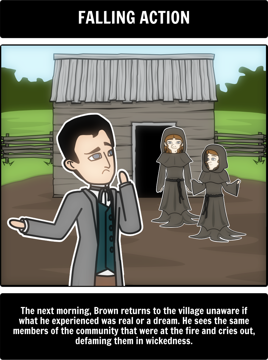 young goodman brown by nathaniel hawthorne summary in this nathaniel hawthorne s young goodman brown analysis summary lesson plans include a plot diagram vocabulary allegory symbols graphic organizers