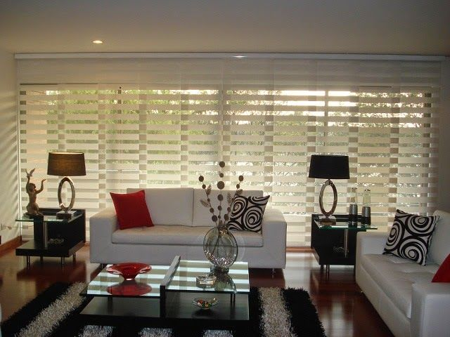 Dise o y decoraci n de interiores 2015 2016 2017 - Tendencias cortinas 2017 ...