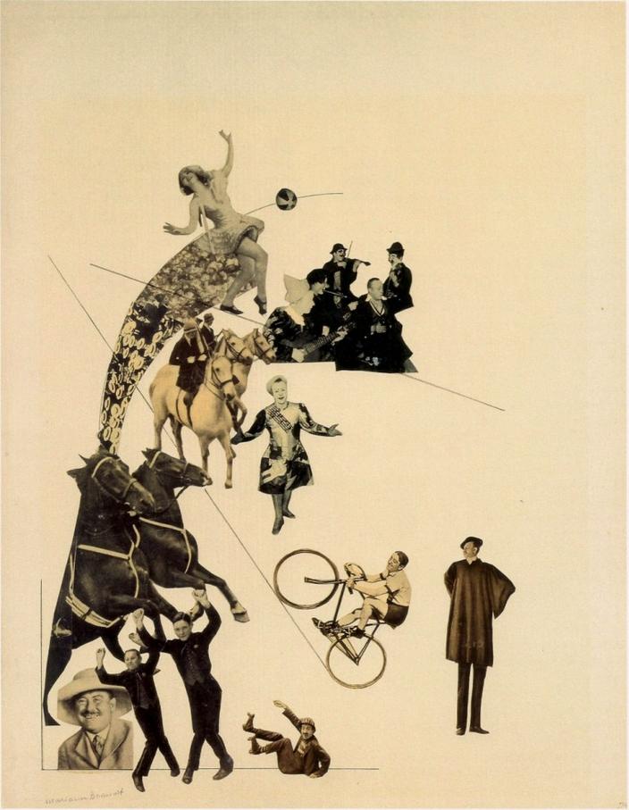 Marianne Brandt Arte Bauhaus Fotomontaje Arte Contemporaneo