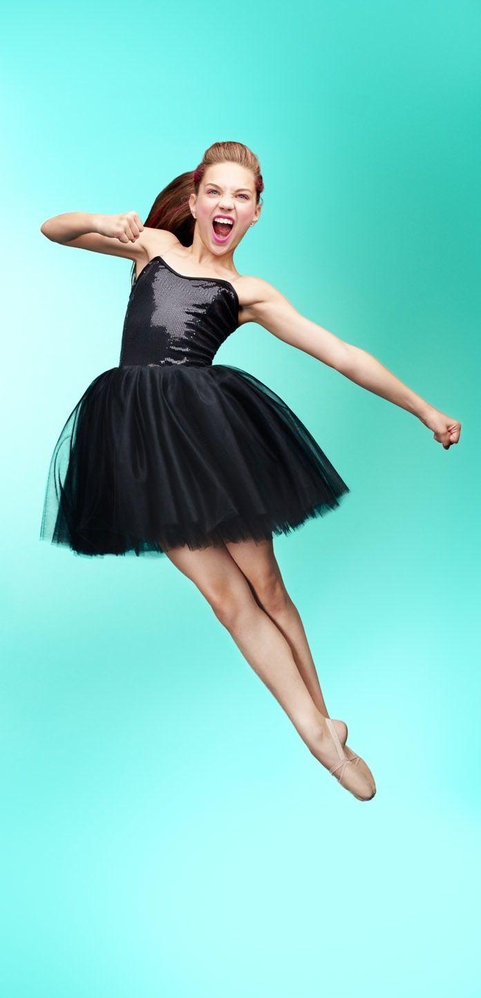 Dancer Maddie Ziegler Lands Betsey Johnson x Capezio Campaign ...