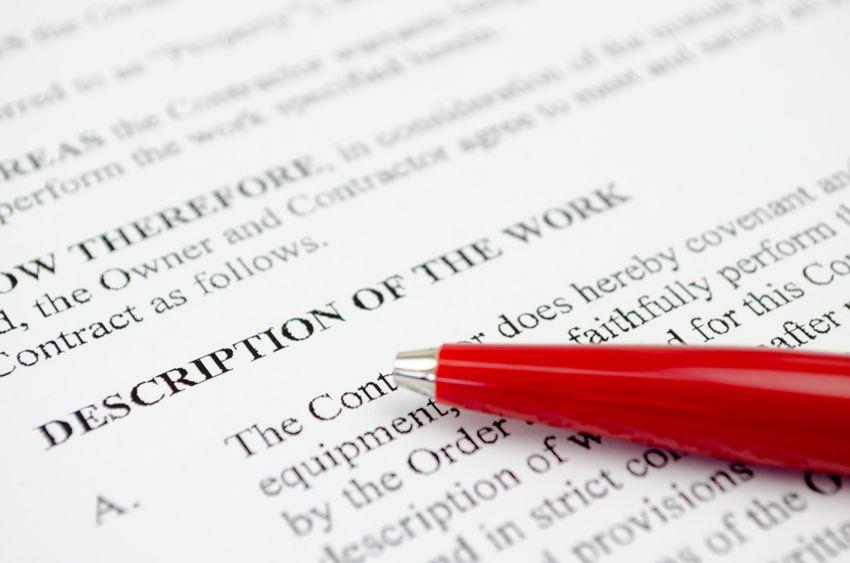 How to Write the Best Job Description Job description
