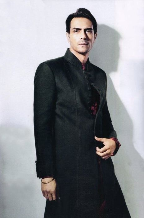 Arjun Rampal Arjun Rampal (b. 26 Nov 1972) is an Indian film actor, producer, and former Indian supermodel. He is married to former Miss India and supermodel Mehr Jessia - #Bollywood Desi Indian actor