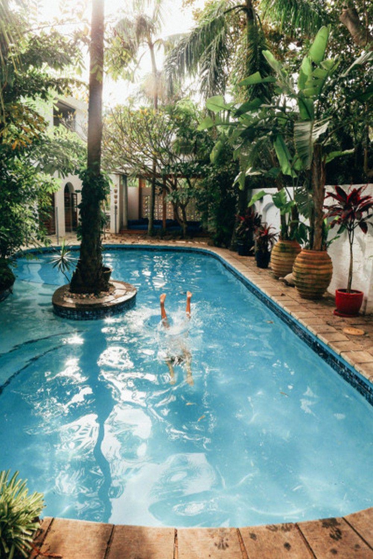 122 awesome tropical home design with mini pool | mini pool