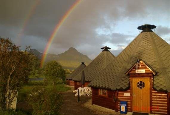Sandsletta Camping Noorwegen
