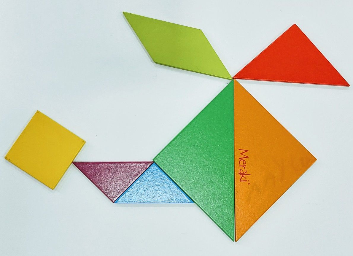 Helicopter From Tangram In