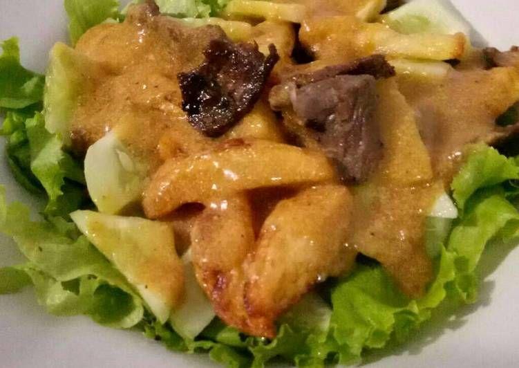 Resep Bistik Daging Ala Gunung Salju Aceh Oleh Syarifah Ryeeva Al Mahdaly Resep Resep Makanan Daging