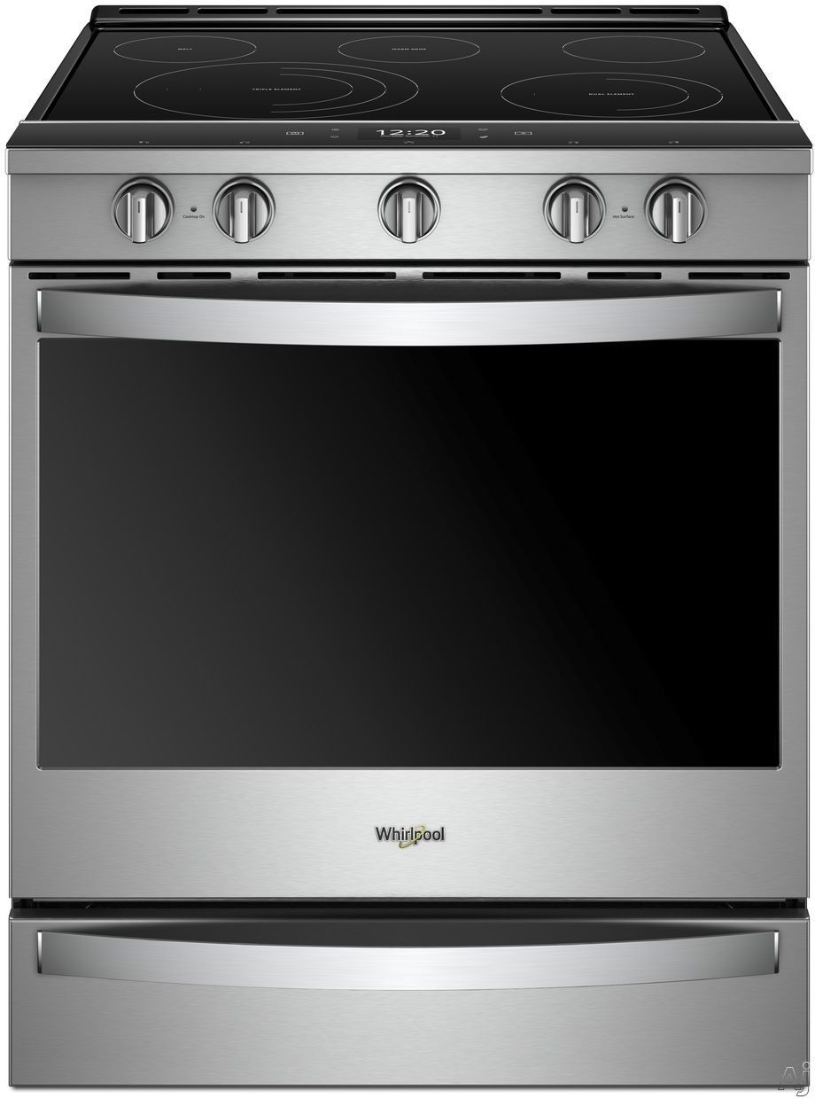 Whirlpool Wee750h0hv Convection Range Convection Gas Range