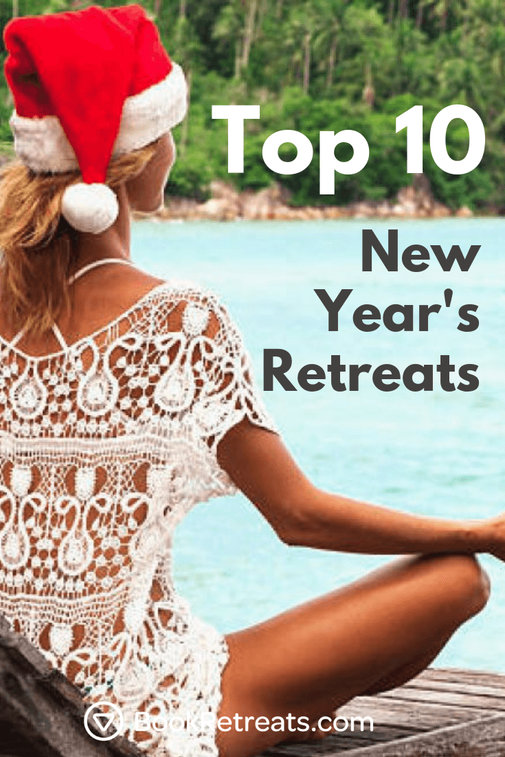 Top 10 New Year Yoga Retreats That Will Manifest Bliss In 2021 Teach Yoga Online Yoga Retreat Yoga Poses
