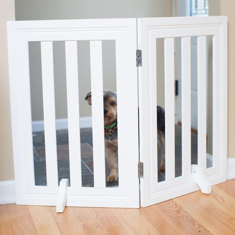 Boomer & George 2 Panel Pet Gate - CS-91266