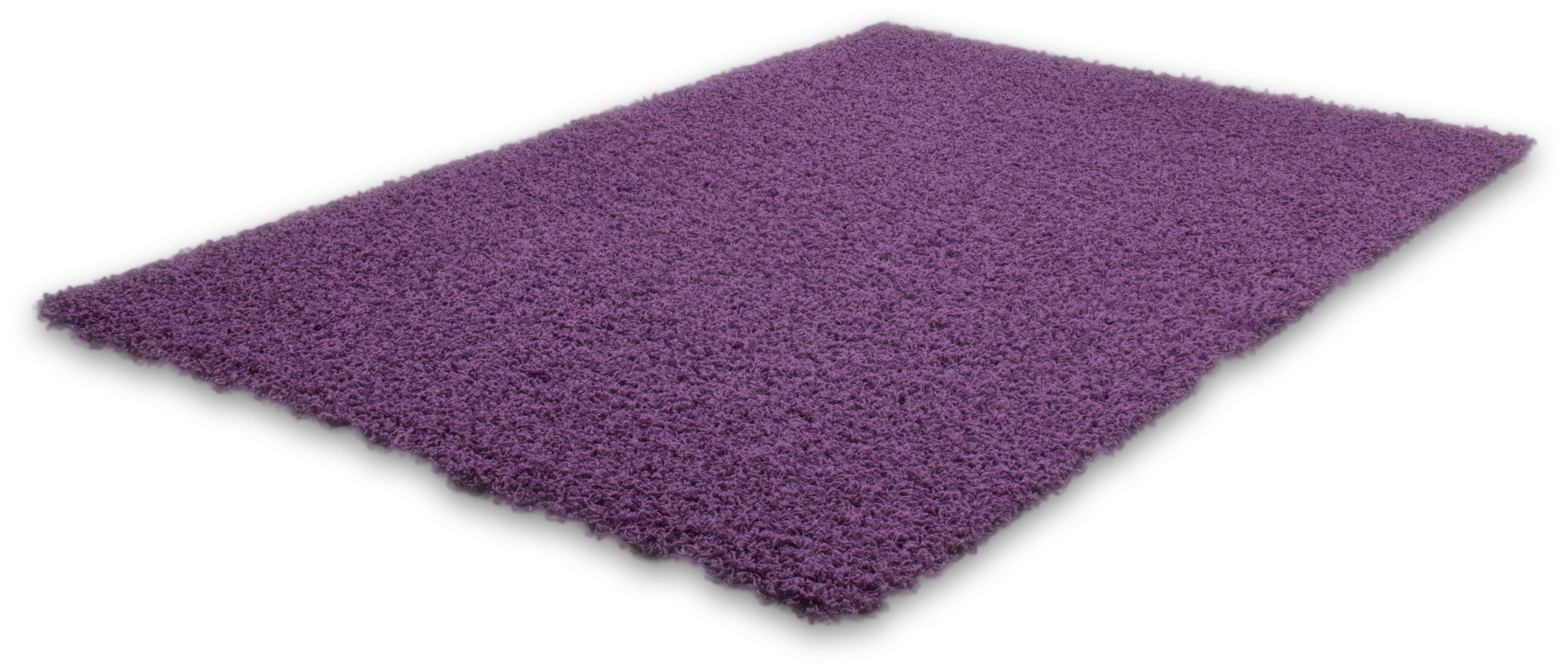 Hochflor Teppich Relax Lalee Rechteckig Höhe 45 Mm Maschinell Gewebt Jetzt Bestellen Unter Https Moebel Ladendirekt De Lila Teppich Teppich Textilien