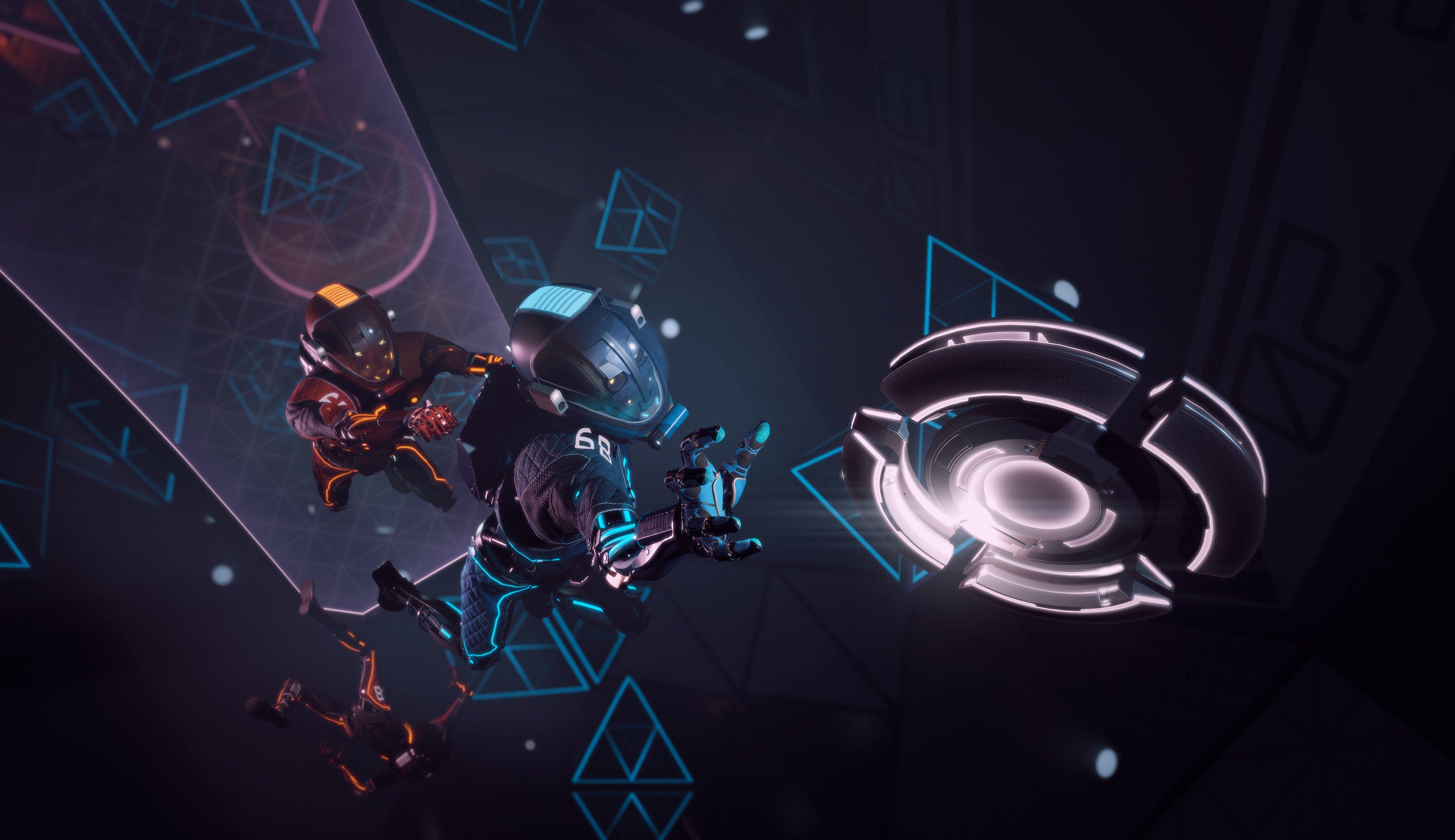 Oculus Quest Gets Port Of Echo Arena Oculus Bmw I8 Keys Art