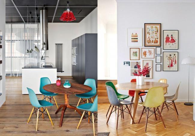 Estupendas ideas de cómo decorar tu comedor con una mesa redonda ...