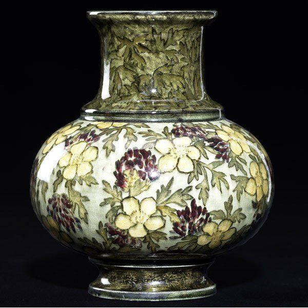 905 John Bennett Vase On Pinterest Pottery