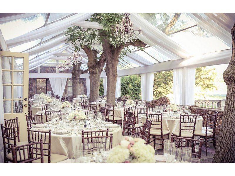 8c4b7de18e12 Enjoy champagne on a 160 foot-long terrace overlooking cascading fountains    formal gardens. Then