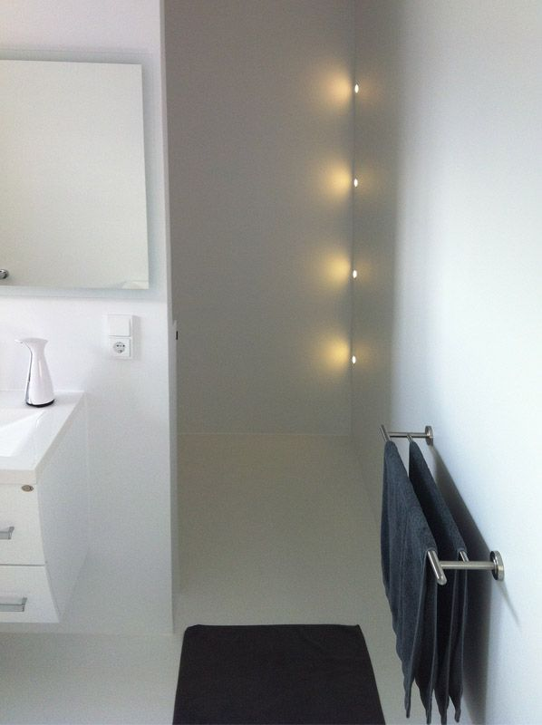 Led sidelights im bad badezimmer badbeleuchtung for Led ideen badezimmer