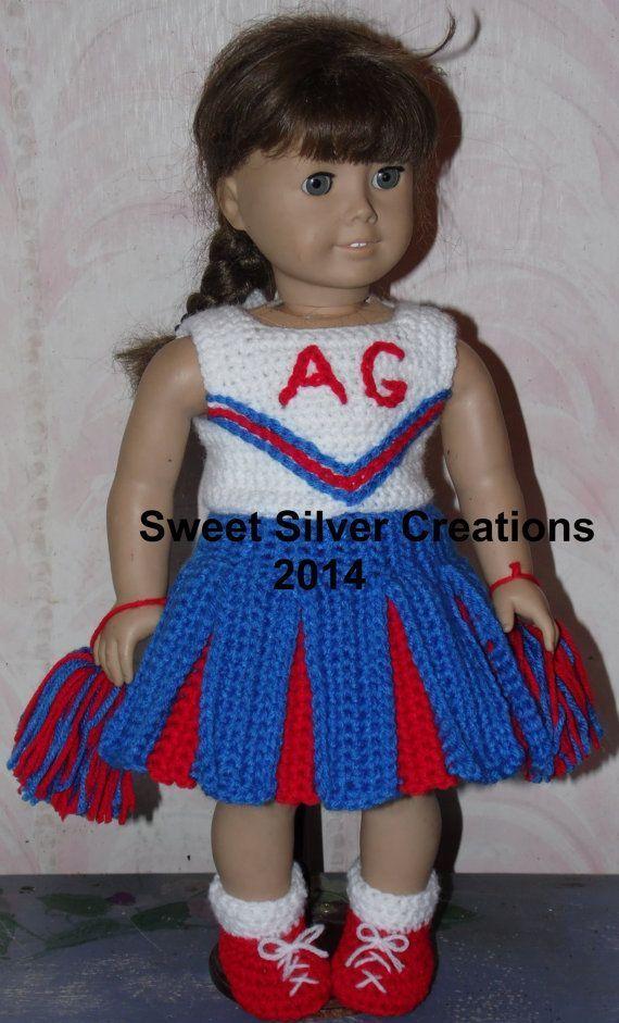 18 inch American Girl Crochet Pattern - Cheerleader #18inchcheerleaderclothes 18 inch American Girl Crochet Pattern - Cheerleader #18inchcheerleaderclothes 18 inch American Girl Crochet Pattern - Cheerleader #18inchcheerleaderclothes 18 inch American Girl Crochet Pattern - Cheerleader #18inchcheerleaderclothes