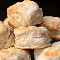 Basic Rolled Biscuits By Joy Of Cooking Biscuit Recipe Food Homemade Biscuits