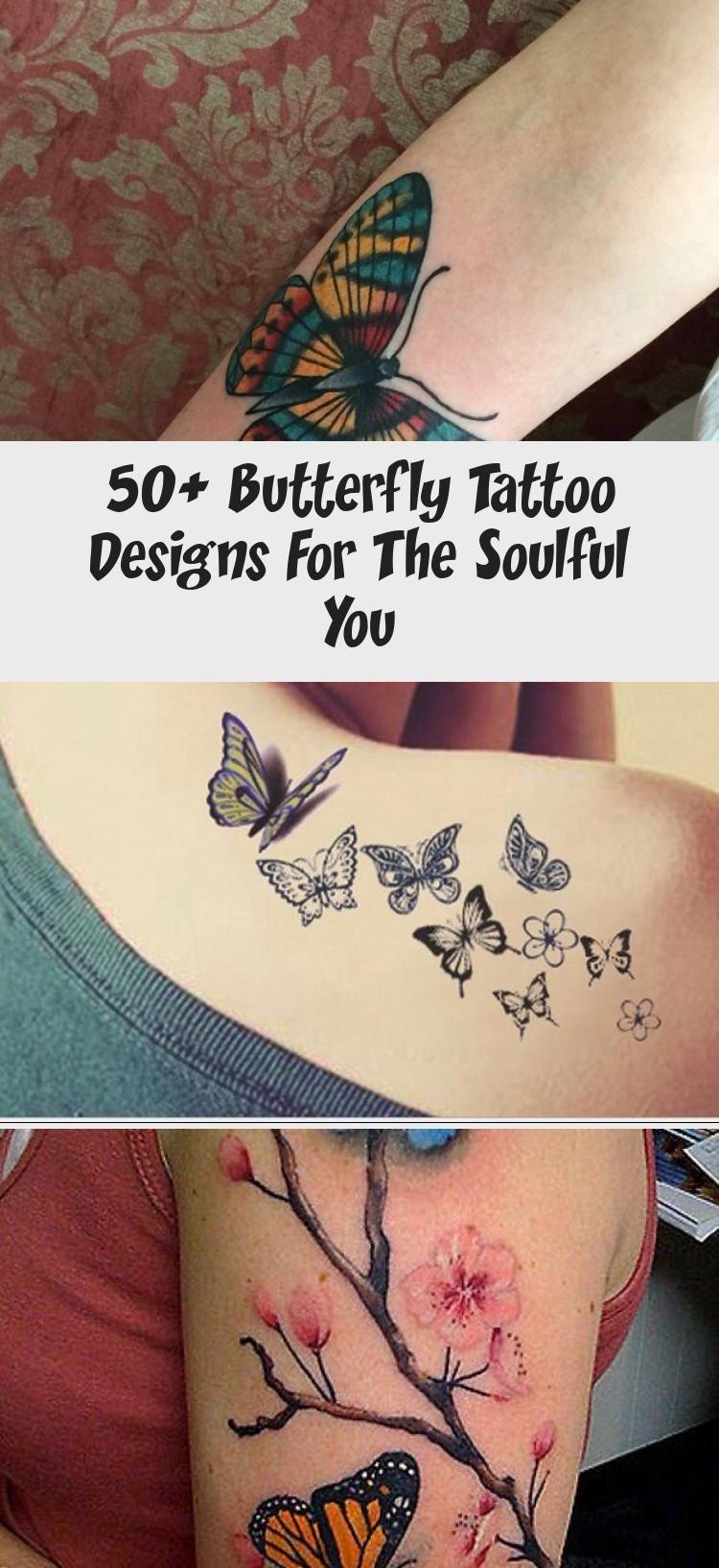 Photo of 50+ Schmetterling Tattoo Designs für die Soulful You – Tattoos und Body Art