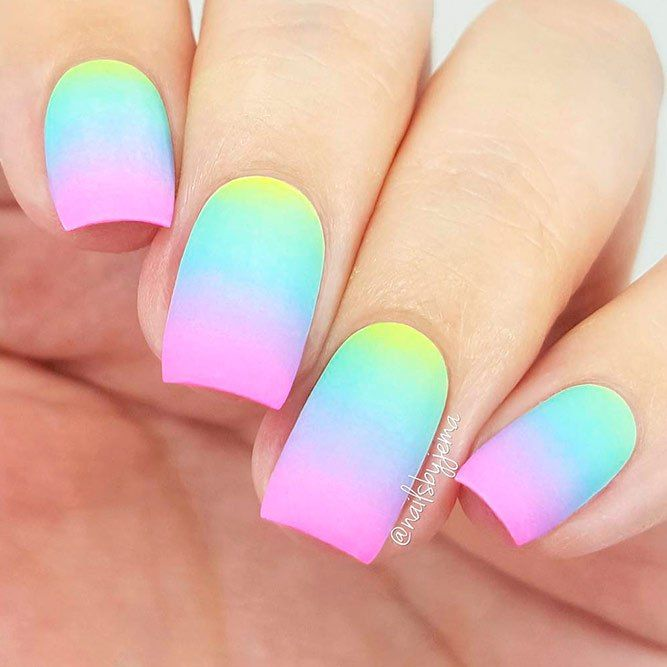 BEAUTIFUL Aqua Nails Designs You'll Want To Try Aqua nails area unit one in  every one of the trending ones; there's little question this. however o… - BEAUTIFUL Aqua Nails Designs You'll Want To Try Aqua Nails Area