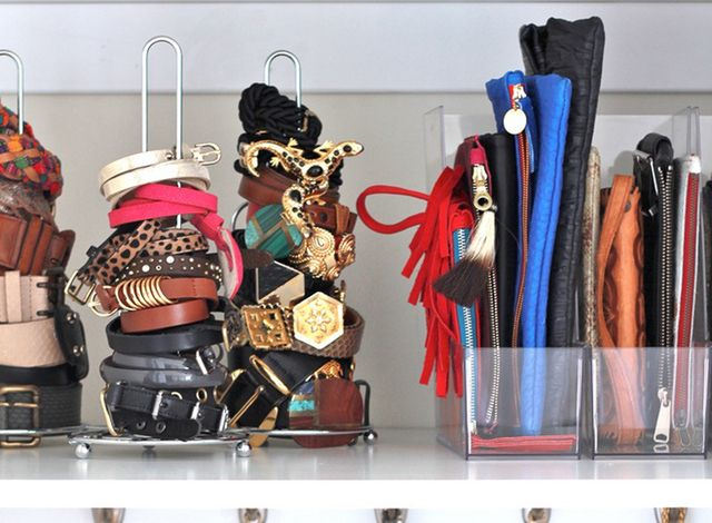 11 Clever Handbag Storage Ideas | Magazine Holders, Organizing And Clutter