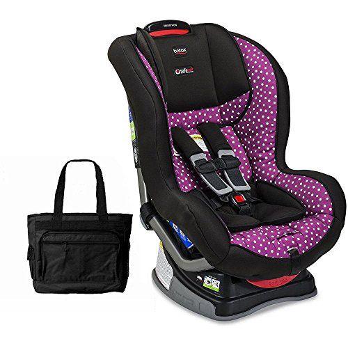 Britax Marathon G41 Convertible Car Seat Confetti With Bonus Diaper Bag Find Out More