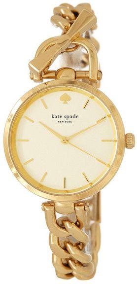 Kate Spade New York Women S Holland Bracelet Watch