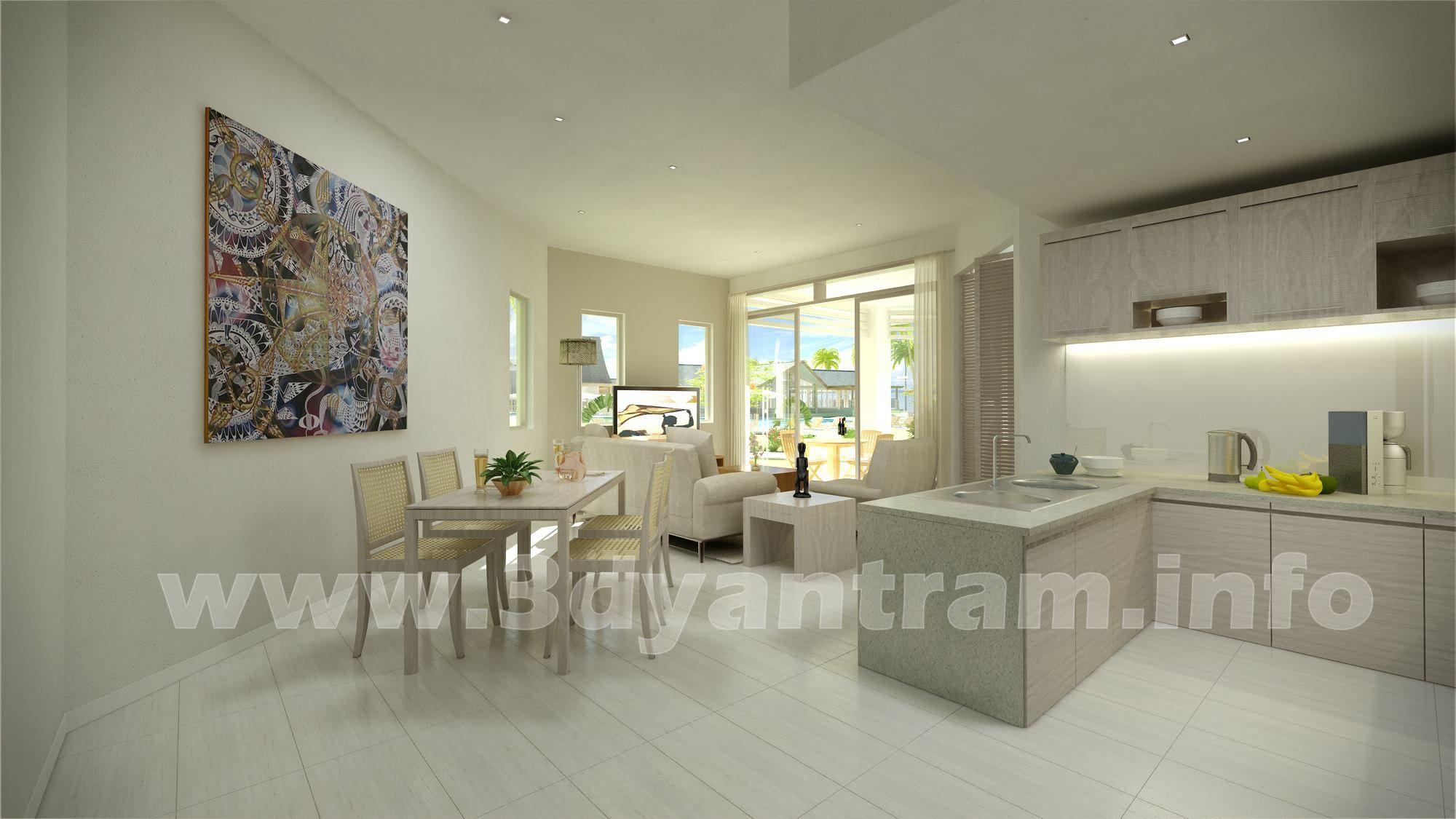 3d interior residencial cgi cocina diseño | Diseño de interiores ...
