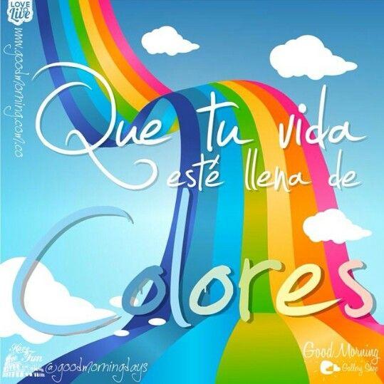 Colores! ☺