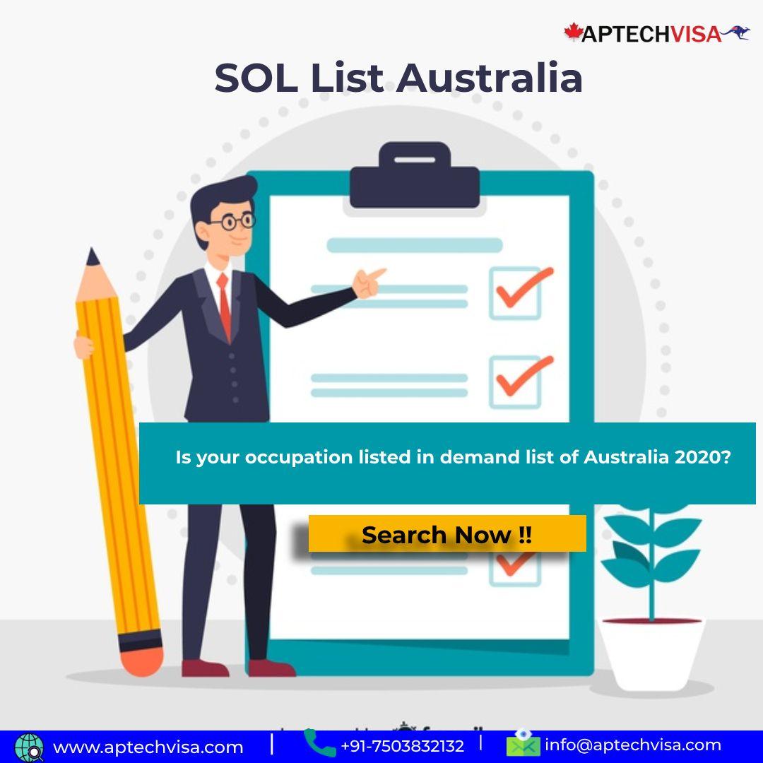 Skilled Occupation List Australia 2020 List Of Skills Skills List