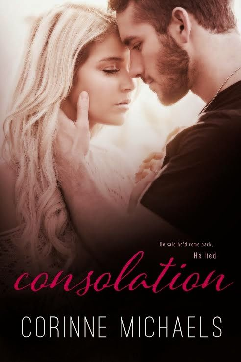Cover Reveal - Consolation by Coinne Michaels http://pronetocrushes.blogspot.com/2015/02/double-cover-reveal-consolationconvicti.html
