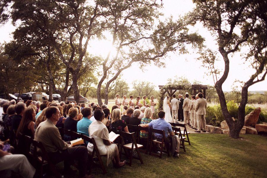 Austin Texas Rustic Wedding At West Vista Ranch