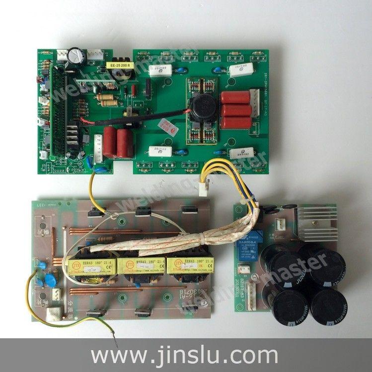 Stick Welder Circuit Diagram: A Set Of MOSFET ARC160 220V PCB For Inverter Welding