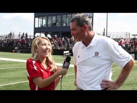 Dukes Vs Albany Postgame Interview With Head Coach Schmitt Duke