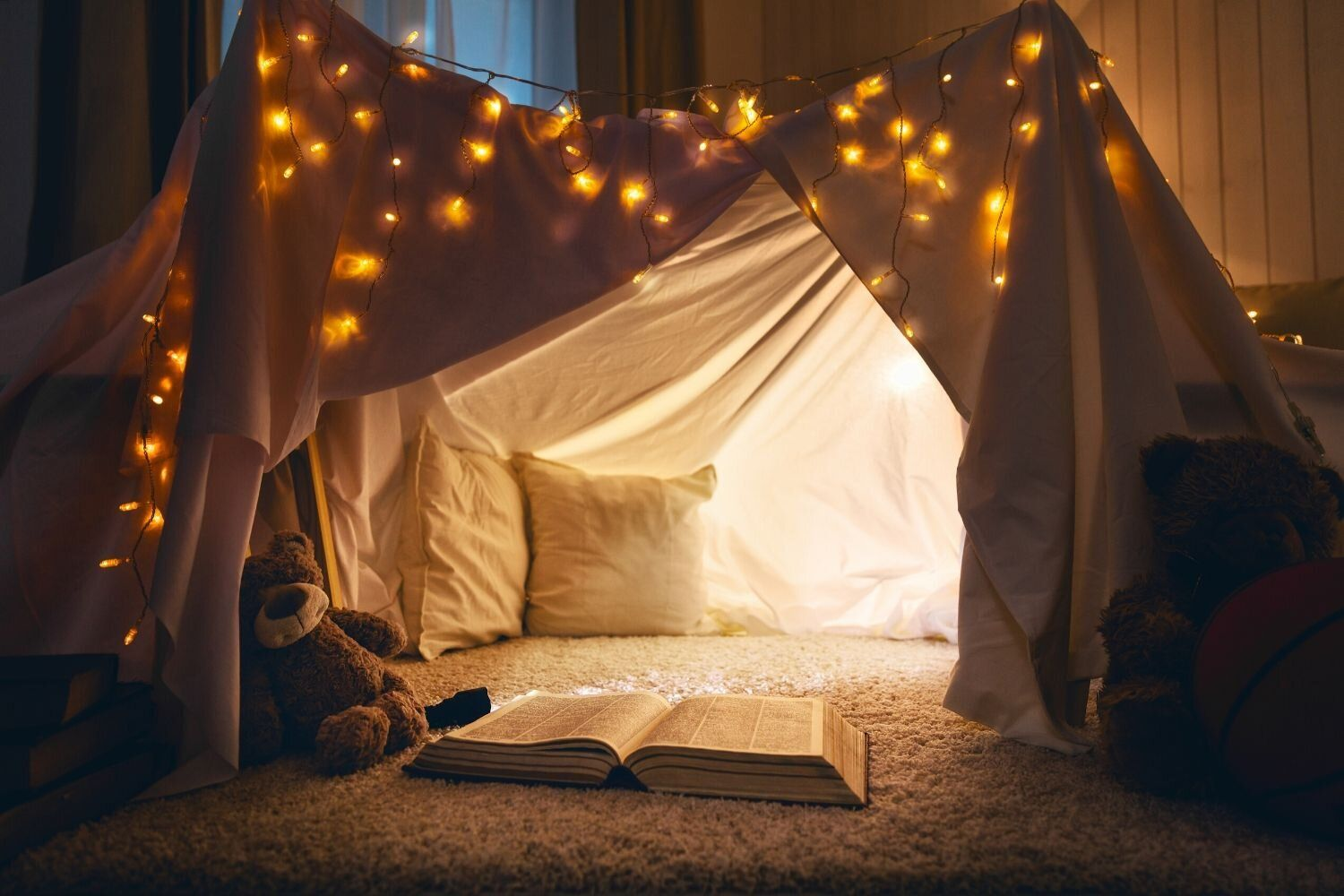 Ultimate Indoor Camping Guide With Activities Your Kids Will Love