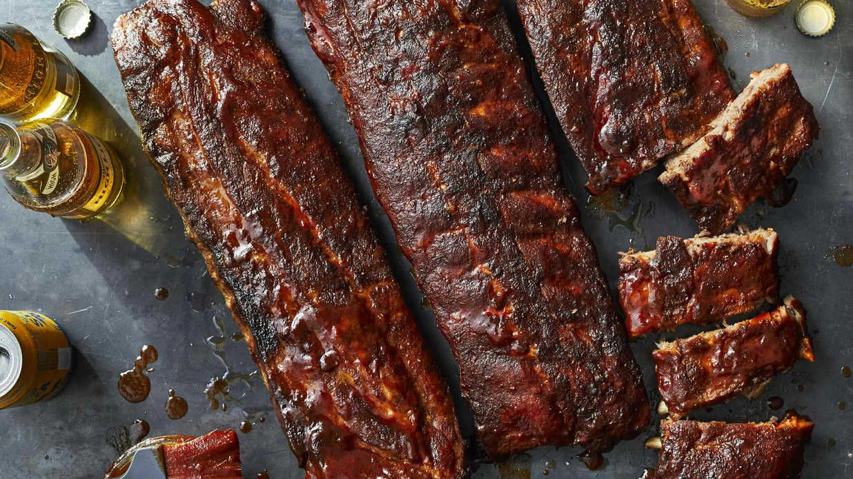 Oven Baked Baby Back Ribs Recipe Recipe In 2020 Baked Ribs Rib Recipes Baby Back Ribs