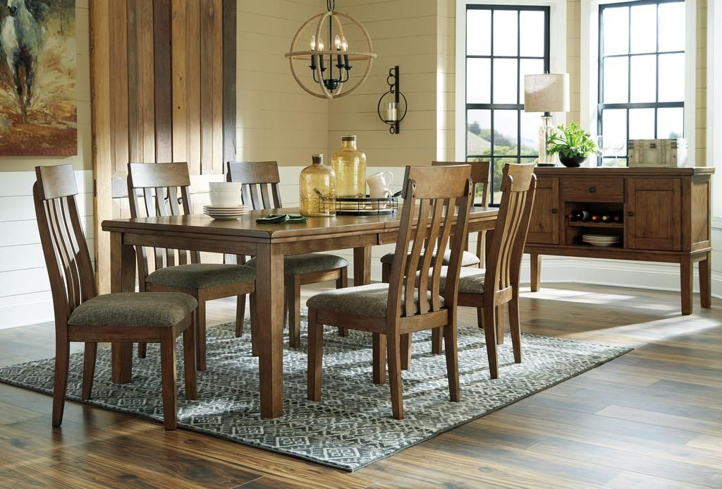 Haddigan Dining Set Dining Room Sets Side Chairs Upholstered