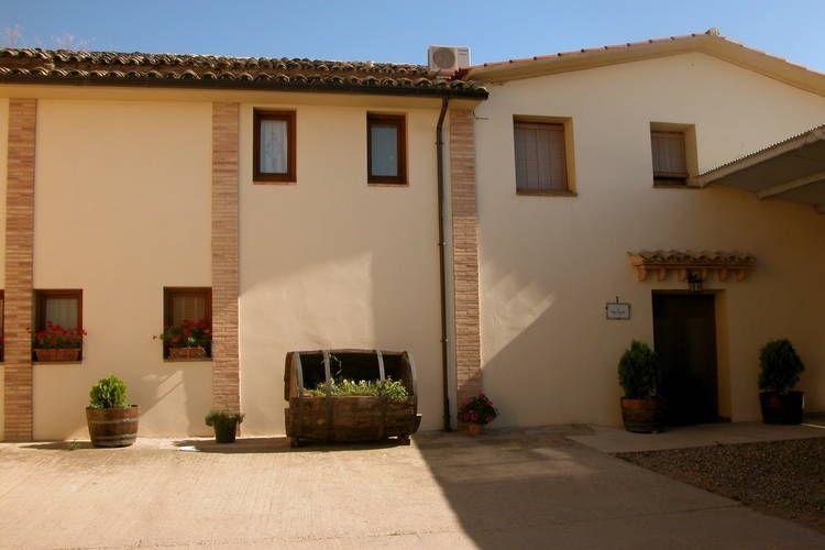 Casa Canales. Cofita, Huesca, Spain.