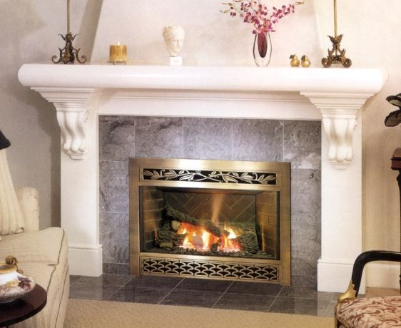 French Country Fireplace French Country Fireplace Fireplace Home