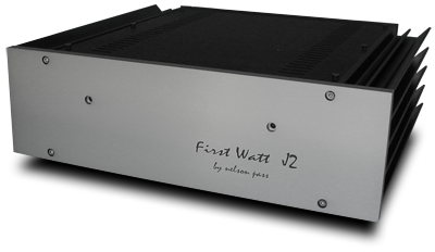 First Watt J2 | Amplifiers | Stereo amplifier, High end
