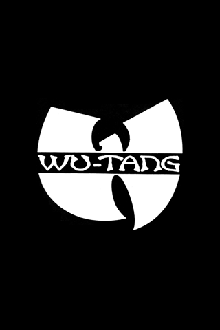 Wu Tang Logo Iphone Wallpapers Muzik Pinterest Wu Tang And Android
